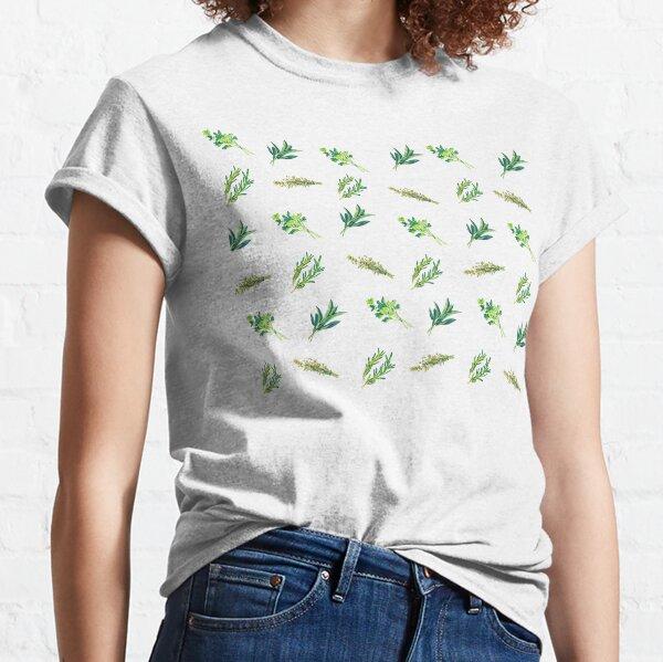 Scarsborough Fair Herbs Classic T-Shirt