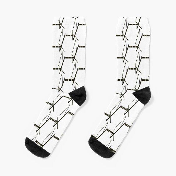 Signal black Socks