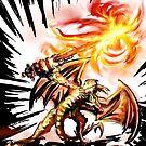 Flame On by LightningArts