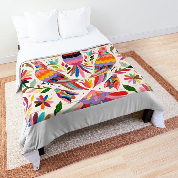 Otomi birds Comforter