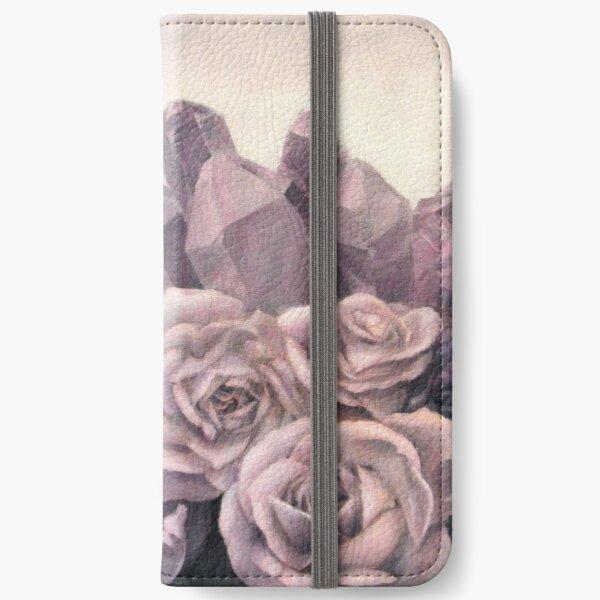 Rose Quartz iPhone Wallet