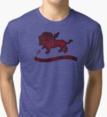 Crest (Filled) Tri-blend T-Shirt
