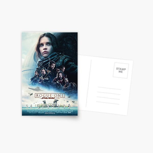 Star Rogue Postcard