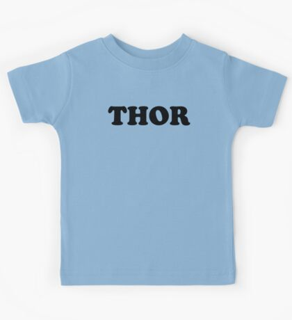 THOR Kids Clothes