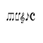 Music Logo  by James Lewis