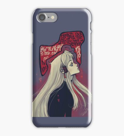 Megami iPhone Case/Skin