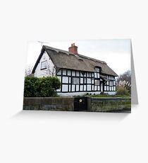 Bunbury Cottage Greeting Card