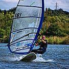Windsurfer by FranJ