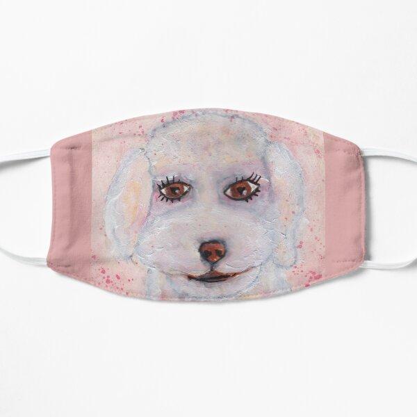 Doodle of a poodle Mask