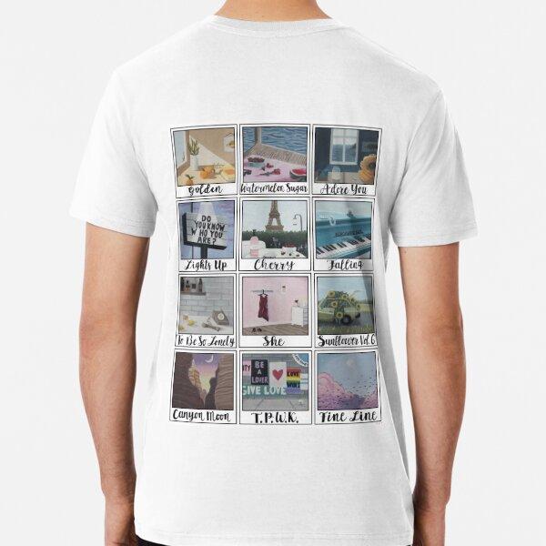 Fine Line As Polaroids: A Series  Premium T-Shirt