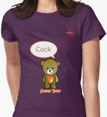 GeekGirl - Light Brown SwearBear T-Shirt