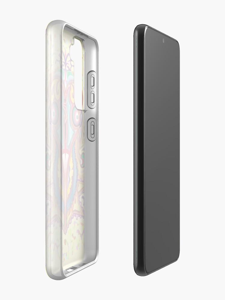 Alternate view of Turkey Broth Case & Skin for Samsung Galaxy