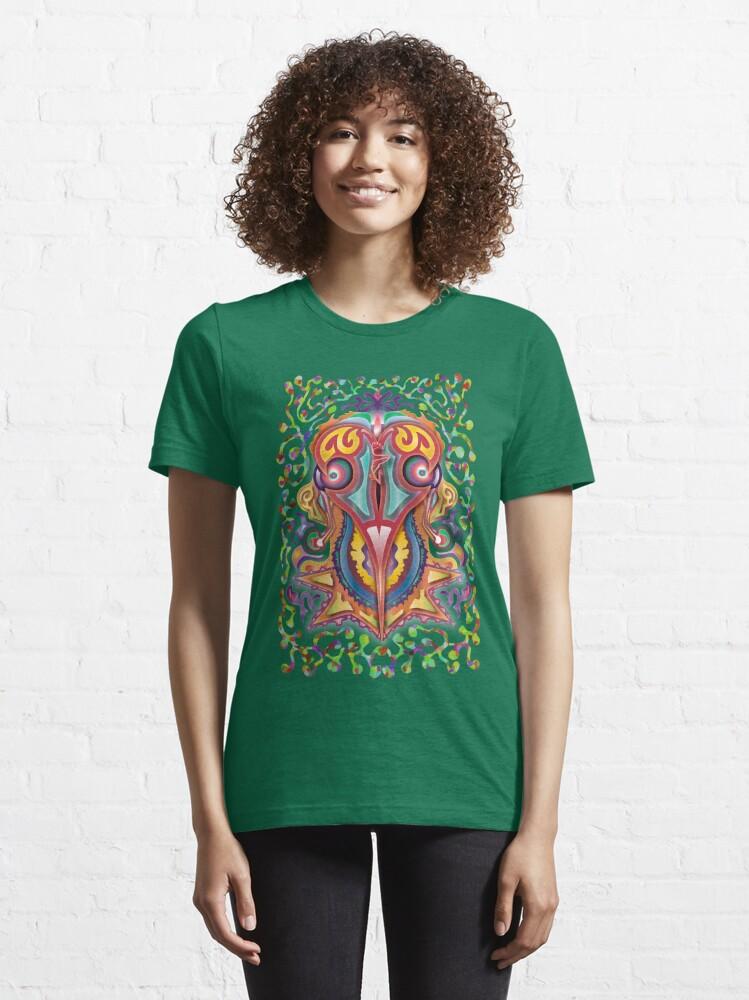 Alternate view of Turkey Broth Essential T-Shirt