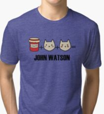 Jawn is made of jam, kittens and rage Tri-blend T-Shirt