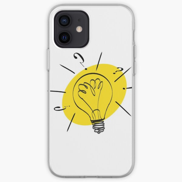 No Idea iPhone Soft Case