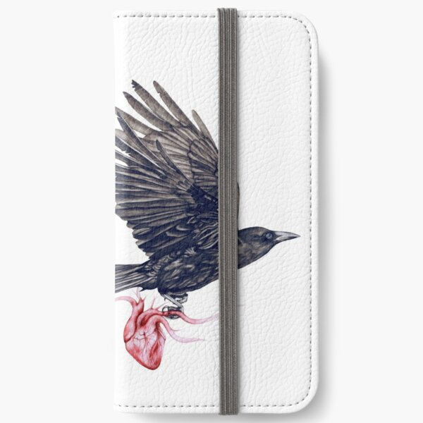 This Beautiful Heart iPhone Wallet