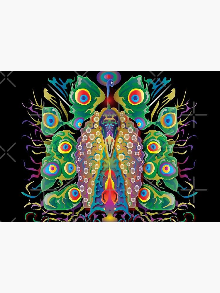 Peacock Melody by Vanwizle