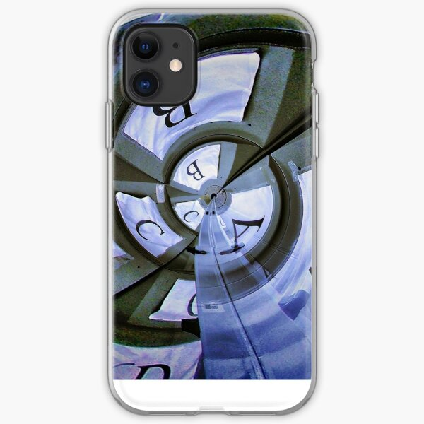 Alphabet iPhone Soft Case