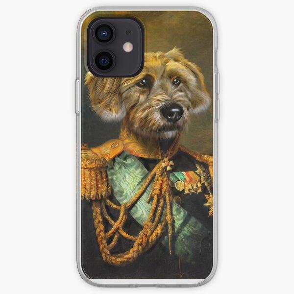 Dog Portrait - Doogle iPhone Soft Case