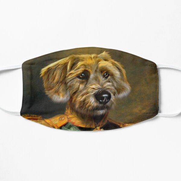 Dog Portrait - Doogle Flat Mask