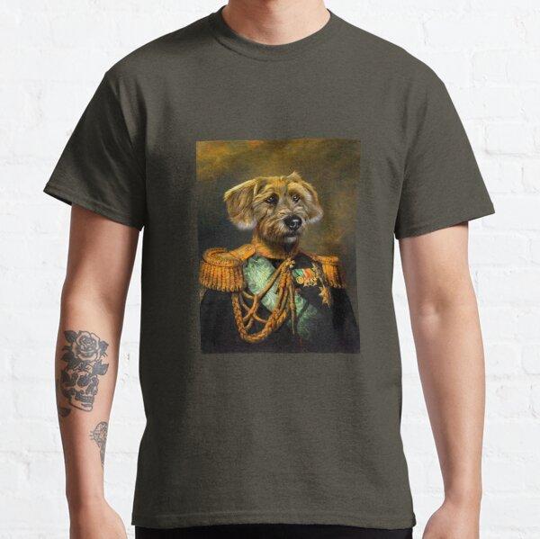 Dog Portrait - Doogle Classic T-Shirt