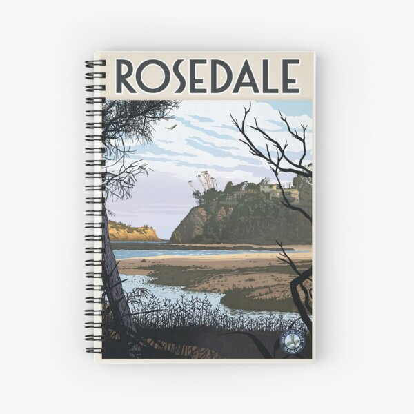 Rosedale Spiral Notebook