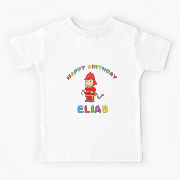 Birthday Happy Birthday Elias children's birthday Kids T-Shirt
