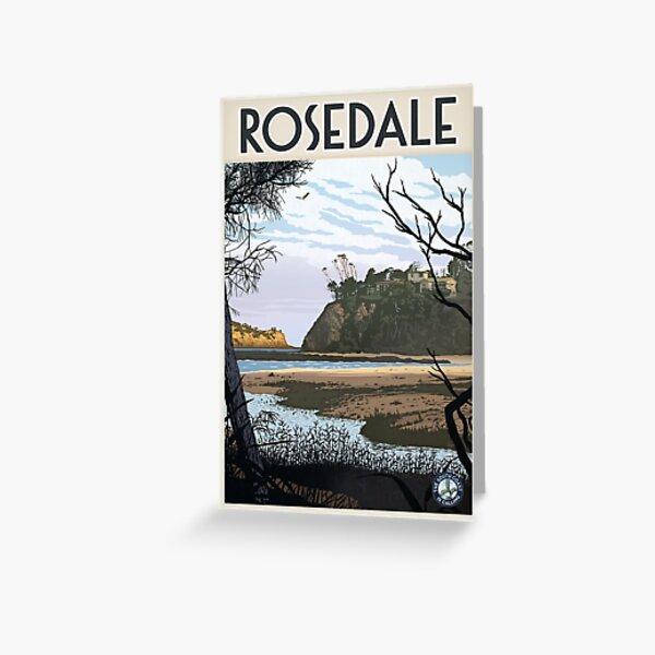 Rosedale Greeting Card