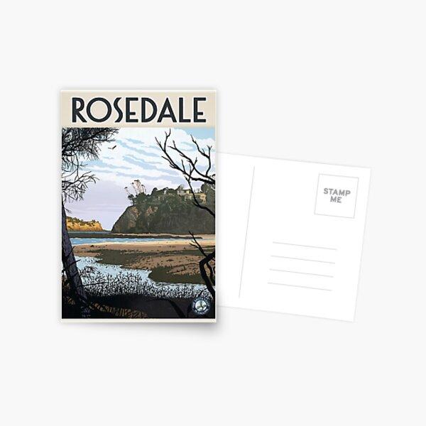 Rosedale Postcard