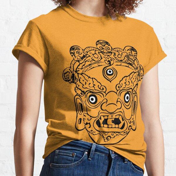 Oriental art thailand Classic T-Shirt Classic T-Shirt