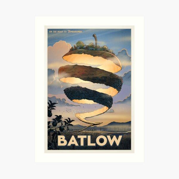 Batlow Art Print