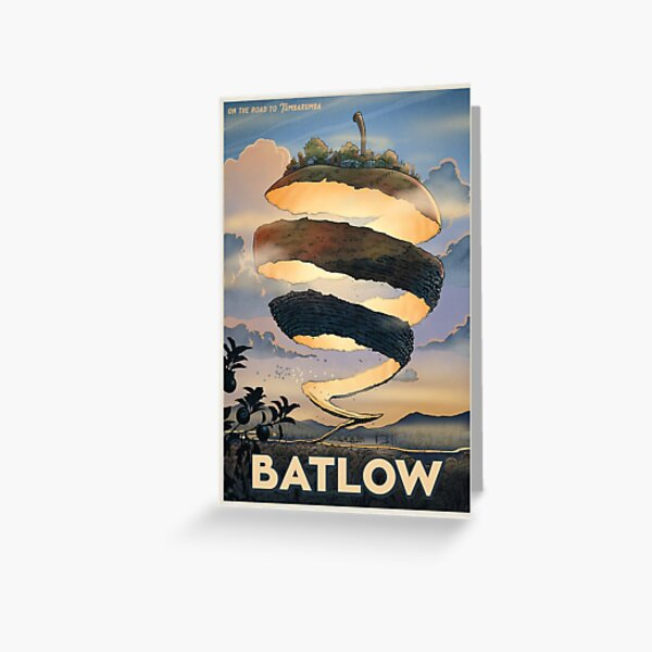 Batlow Greeting Card