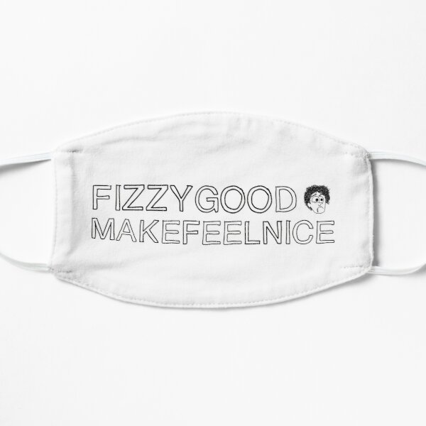 Black Books - Fizzy Good Flat Mask