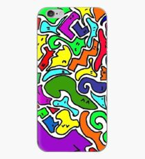 Inside the Gamer's mind iPhone Case