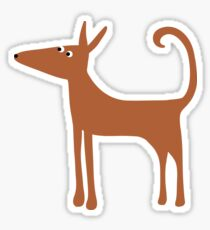 Pharaoh Hound Sticker