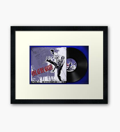 Live At The Apollo 1946 Framed Print