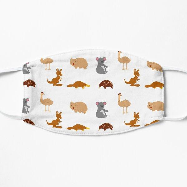 Australian Animals Flat Mask