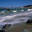 China Beach by Rodney Johnson
