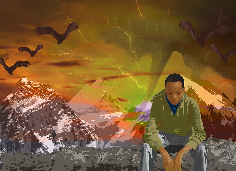 Cliff of despair by dthomas32
