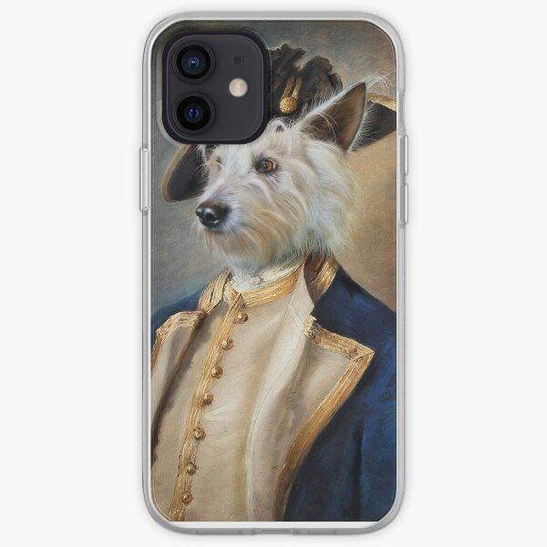 Dog Portrait - Barkley iPhone Soft Case