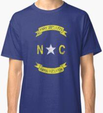 Vintage North Carolina  Classic T-Shirt