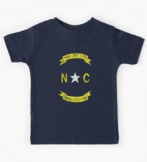 Vintage North Carolina  Kids Clothes