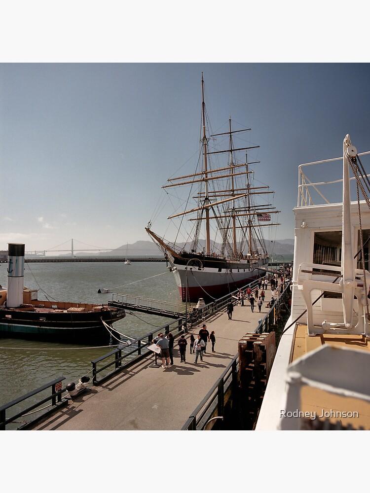 San Francisco Maritime Museum by rodneyj46