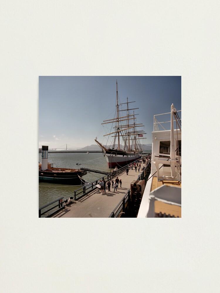 Alternate view of San Francisco Maritime Museum Photographic Print