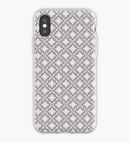 Detailed pretty pink pattern iPhone case iPhone Case