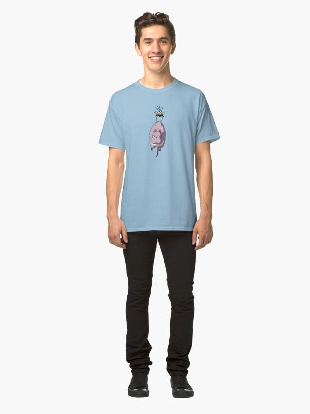 Alternate view of Spirited away Classic T-Shirt