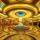 Caesar's Grand Lobby by Yhun Suarez