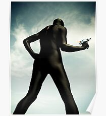 Ray Gun Zentai May 2012 Set I Pic 06 Poster