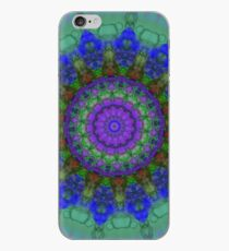 Purple Fantasy mandala pattern iPhone case iPhone Case