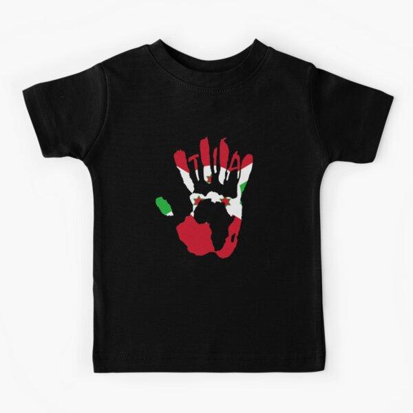 TIA BURUNDI Kids T-Shirt